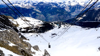 Cable Car - Courcheval