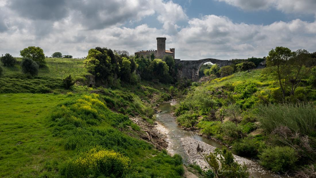 Badia Castle, Vulci
